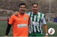 Raúl Moreno y Marci Álvarez se enfundan la camiseta del Pedro Hidalgo en pretemporada